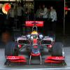 ゲイリー・パフェットに代わり精力的に走行を重ねたハミルトン(1) (2010 F1 バレンシアテスト)
