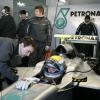 ロズベルグ、119周を走りきりレースディスタンスをカバー(2) (2010 F1 バレンシアテスト)  (c)MercedesGP