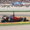フェルナンド・アロンソが駆るフェラーリF10が最速タイムをマーク(4) (2010 F1 バレンシアテスト)  (c)Ferrari