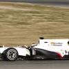 連日快調な走りを見せているBMWザウバー (2010 F1 バレンシアテスト)  (c)BMW Sauber