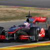 ジェンソン・バトンのマクラーレン初走行は5番手という結果(3) (2010 F1 バレンシアテスト)