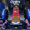 ハイミ・アルグエルスアリ、新車初ドライブにもかかわらず4番手に(2) (2010 F1 バレンシアテスト)  (c)ToroRosso