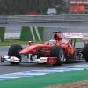 ヘレステスト初日は雨(3) (2010 F1 ヘレステスト)  (c)Ferrari