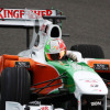 VJM03がヘレスでテストデビュー(1) (2010 F1 ヘレステスト)  (c)Force India