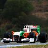 VJM03がヘレスでテストデビュー(3) (2010 F1 ヘレステスト)  (c)Force India