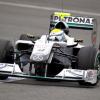 ロズベルグが初日トップタイム (2010 F1 ヘレステスト)  (c)MercedesGP
