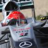 シューマッハー、信頼性確立を目標にロングランに集中(1) (2010 F1 ヘレステスト)  (c)MercedesGP