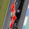 これまで満足いく走りが行えなかったヴァージン・レーシングだったが、最終日はディ・グラッシが63周を消化。充実した1日となった(1) (2010 F1 ヘレステスト)  (c)Virgin Racing
