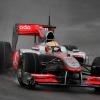 後半2日間にハミルトンがテストを行い、最終日セッション終盤に総合トップタイムをマーク(1) (2010 F1 ヘレステスト)