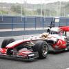 後半2日間にハミルトンがテストを行い、最終日セッション終盤に総合トップタイムをマーク(2) (2010 F1 ヘレステスト)
