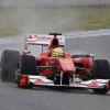 テスト3日目は72周、テスト最終日は160周と精力的に走り込んだマッサ。タイヤの比較テストなどを行った(2) (2010 F1 ヘレステスト)  (c)Ferrari