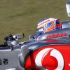 テスト3日目:バトン、午後に入ってからレースシミュレーションにトライ<br />(2010 F1 バルセロナテスト)  (c)McLaren