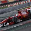 テスト最終日:マッサはレースと予選のシミュレーションラン、タイヤの評価に取り組んだ<br />(2010 F1 バルセロナテスト)  (c)Ferrari