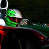テスト2日目:リウッツィはショートランとフルレースディスタンスに取り組み4番手タイムをマーク<br />(2010 F1 バルセロナテスト)  (c)Force India