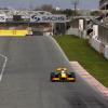 テスト3日目:ペトロフが6番手につけたが、マシンにいくつか問題があったため周回数は68周に留まった<br />(2010 F1 バルセロナテスト)  (c)RenaultF1