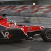 テスト最終日:ヴァージンは再びハイドロリックリークのトラブルに見舞われ最下位タイム<br />(2010 F1 バルセロナテスト)  (c)Virgin Racing