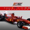 """フェラーリの2010年型マシン""""F10""""(2) (2010 F1)  (c)Ferrari"""