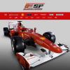 """フェラーリの2010年型マシン""""F10""""(3) (2010 F1)  (c)Ferrari"""