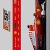 """フェラーリの2010年型マシン""""F10""""(4) (2010 F1)  (c)Ferrari"""