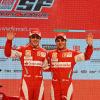 アロンソ&マッサ、新車F10でのタイトル獲得を誓う(1) (2010 F1)  (c)Ferrari
