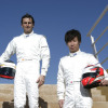 可夢偉&デ・ラ・ロサ (F1 2010)  (c)BMW Sauber