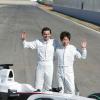 可夢偉「今年の目標は、ペーターが僕を誇りに思い続けてくれることです」 (2010 F1)  (c)BMW Sauber