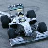 メルセデスGP、アグレッシブな外観のニューマシンW01を公開(4) (2010 F1)  (c)MercedesGP
