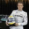 メルセデスGP、アグレッシブな外観のニューマシンW01を公開(6) (2010 F1)  (c)MercedesGP