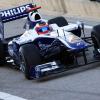 ウイリアムズ、ニューマシンFW32をバレンシアでロールアウト(1) (2010 F1)  (c)Williams F1