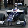 ウイリアムズ、ニューマシンFW32をバレンシアでロールアウト(3) (2010 F1)  (c)Williams F1