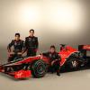 ヴァージン・レーシング、新車VR-01をネット上で公開 (2010 F1)  (c)Virgin Racing