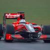 ヴァージン、新車VR-01のシェイクダウンテストを開始(4) (2010 F1)  (c)Virgin Racing