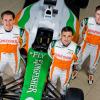フォース・インディア、ニューマシンVJM03を公開(4) (2010 F1)  (c)Force India