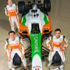 フォース・インディア、ニューマシンVJM03を公開(5) (2010 F1)  (c)Force India