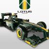 """新生ロータス、新車の名は""""T127"""" 500人の観衆を前にお披露目(1) (2010 F1)  (c)Lotus F1 Racing"""