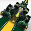 """新生ロータス、新車の名は""""T127"""" 500人の観衆を前にお披露目(2) (2010 F1)  (c)Lotus F1 Racing"""