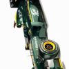 ロータスT127(左側面) (2010 F1)  (c)Lotus F1 Racing