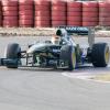 ロータスT127(シェイクダウン2) (2010 F1)  (c)Lotus F1 Racing