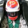 可夢偉が新車C30でシート合わせ(3) (2010 F1)  (c)Sauber