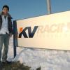 KVテクノロジーからIRLに参戦する佐藤琢磨 (2010)  (c)takumasato.com