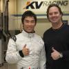 佐藤琢磨「僕自身にとっても、支援してくださる皆さんにとっても、とてもエキサイティングな日を迎えることがでた」 (2010)  (c)takumasato.com