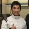 佐藤琢磨「トップフィールドで戦うチャンスを得たことに、僕の闘志は激しく掻き立てられている」 (2010)  (c)takumasato.com
