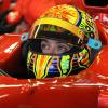 バレンティーノ・ロッシ(4)<br />(2010 F1)  (c)Ferrari