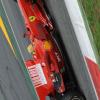 先週虫垂炎で療養していたものの、予定どおりフェラーリでのF1テスト開始<br />(2010 F1)  (c)Ferrari