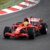20日のバルセロナは午前中、ウエットコンディションに<br />(2010 F1)  (c)Ferrari