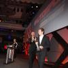 ベッテル、ファンの投票によって選ばれるインターナショナル・ドライバー・オブ・ザ・イヤーに2年連続で受賞 (2011年AUTOSPORTアワード)  (c)LAT