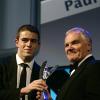 ルーキー・オブ・ザ・イヤーは、ポール・ディ・レスタが受賞 (2011年AUTOSPORTアワード)  (c)LAT