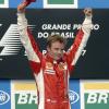 2007年 F1チャンピオンに輝いたキミ・ライコネン  (c)Ferrari
