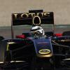 ライコネン、黒&金のR30でF1テストを開始!(9)  (c)Lotus