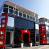 フェラーリ (2011 F1 モーターホーム&トラック)  (c)LAT